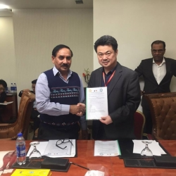 TF Signs MOU with Rizhao Polytechnic University of China